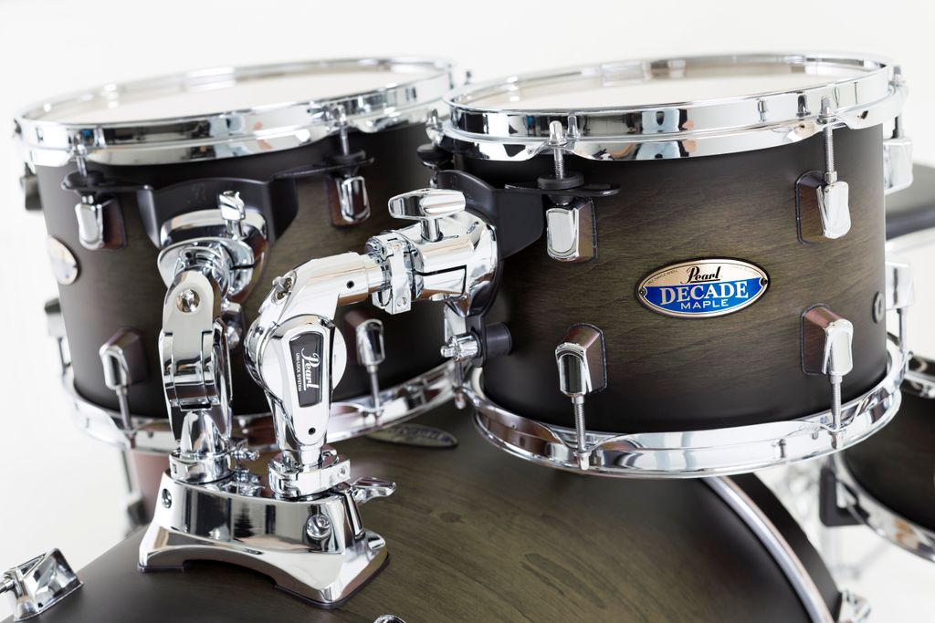 Serious Gear for Serious Drummers. With 5.4mm, all Maple shells, fully adjustable pro level features, and gorgeous lacquer finishes, Decade elevates your performance at a price that was previously impossible  Iconic Sound. 100% Maple. Revolutionary Price. https://t.co/33jtzhLekN https://t.co/Ln2U4cfXpM