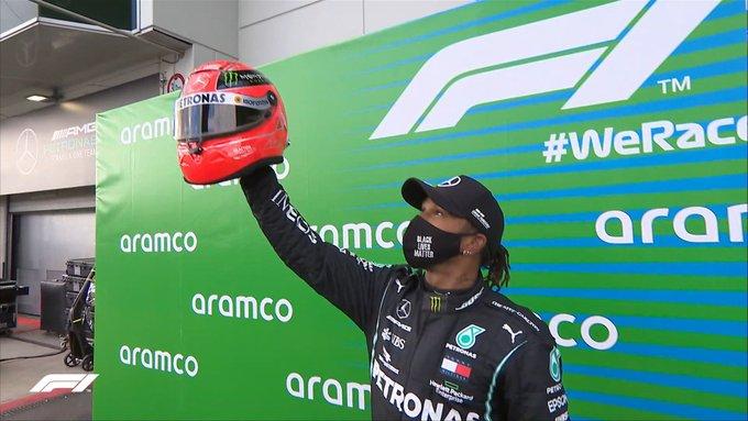 Gran Premio de Eifel Fórmula 1 Nürburgring 2020 / Crónica de la carrera