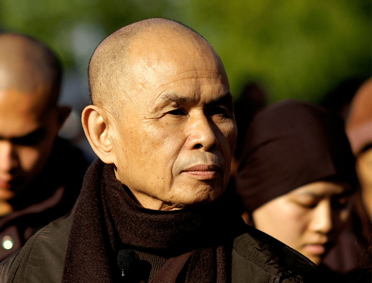Thich Nhat Hanh is 94 years old today! He has made a global impact as a teacher, author, and activist. His simple yet deeply profound teachings aim to lead students towards a life of mindfulness, joy, and peace. Happy Birthday, Thay! buff.ly/30OBB6U