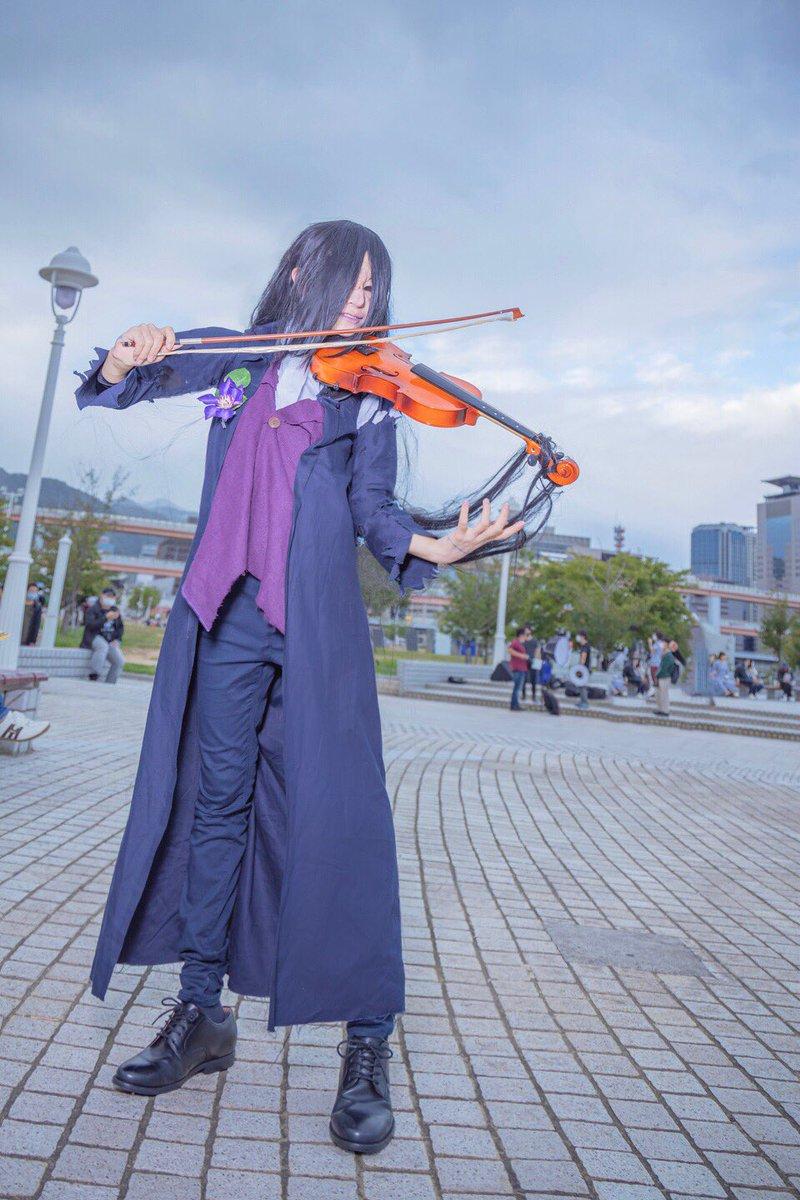 第 五 人格 バイオリニスト