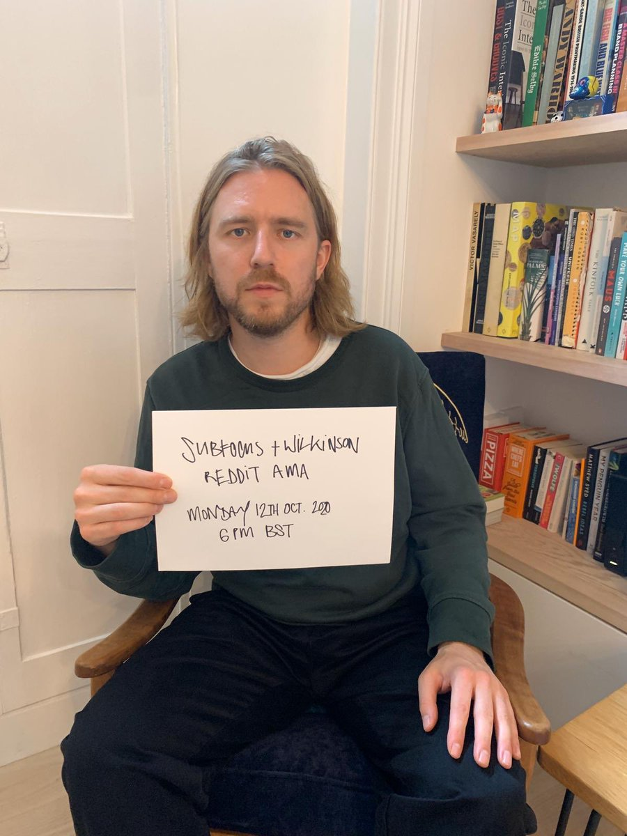 Doing a @reddit AMA with @WilkinsonUK on Monday to talk about Portals and more!  Join us 6pm BST in https://t.co/4Z4iz9MbPK https://t.co/qnnVFHfii1