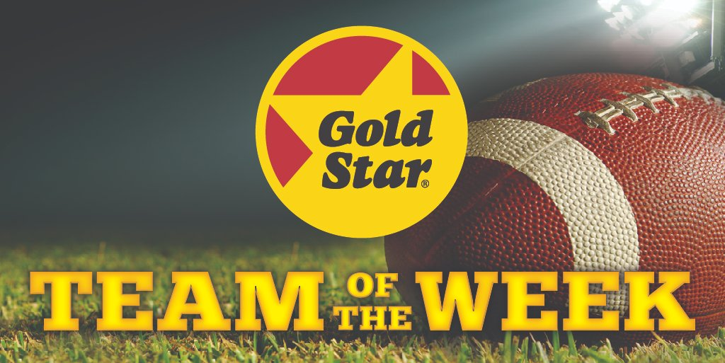 We have 10 teams nominated for the Week 7 @goldstarchili Team of the Week at @tsfootball.  VOTE NOW: https://t.co/cWlG9eVLTe  @ehsports  @GHS_OH_Football  @TheCastleHHS  @hawksfootball12  @MasonCometsFB  @MoellerFootball  @mthealthyowls  @TBredsFB  @TaftNation  @TaylorHSFB https://t.co/LrfbMZ4K6T