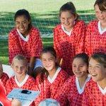 Image for the Tweet beginning: Keeping Girls in Sport is