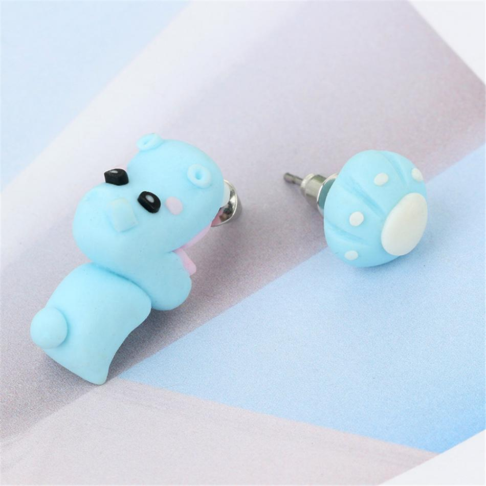 Hippo earrings #charm #beads #gift #gifts #christmas  #gift #gifts #ring #pendant #fashon #necklace #earrings