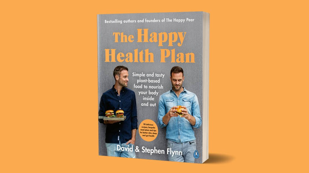 A brand new vegan cookbook is on the way from The Happy Pear! Click here to pre-order your copy of The Happy Health Plan: https://t.co/HdjSvv0yfA https://t.co/yRhnVB84T8
