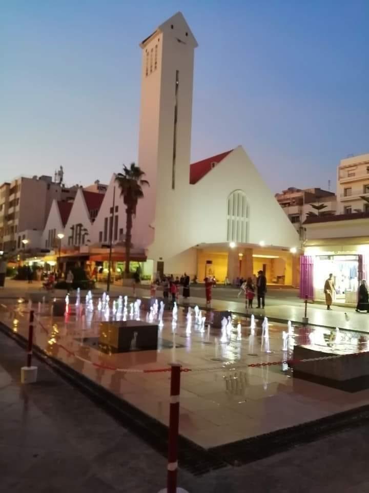 La rue de Jura Casablanca  Mâarif change de look. https://t.co/J5LSQoW6Fz