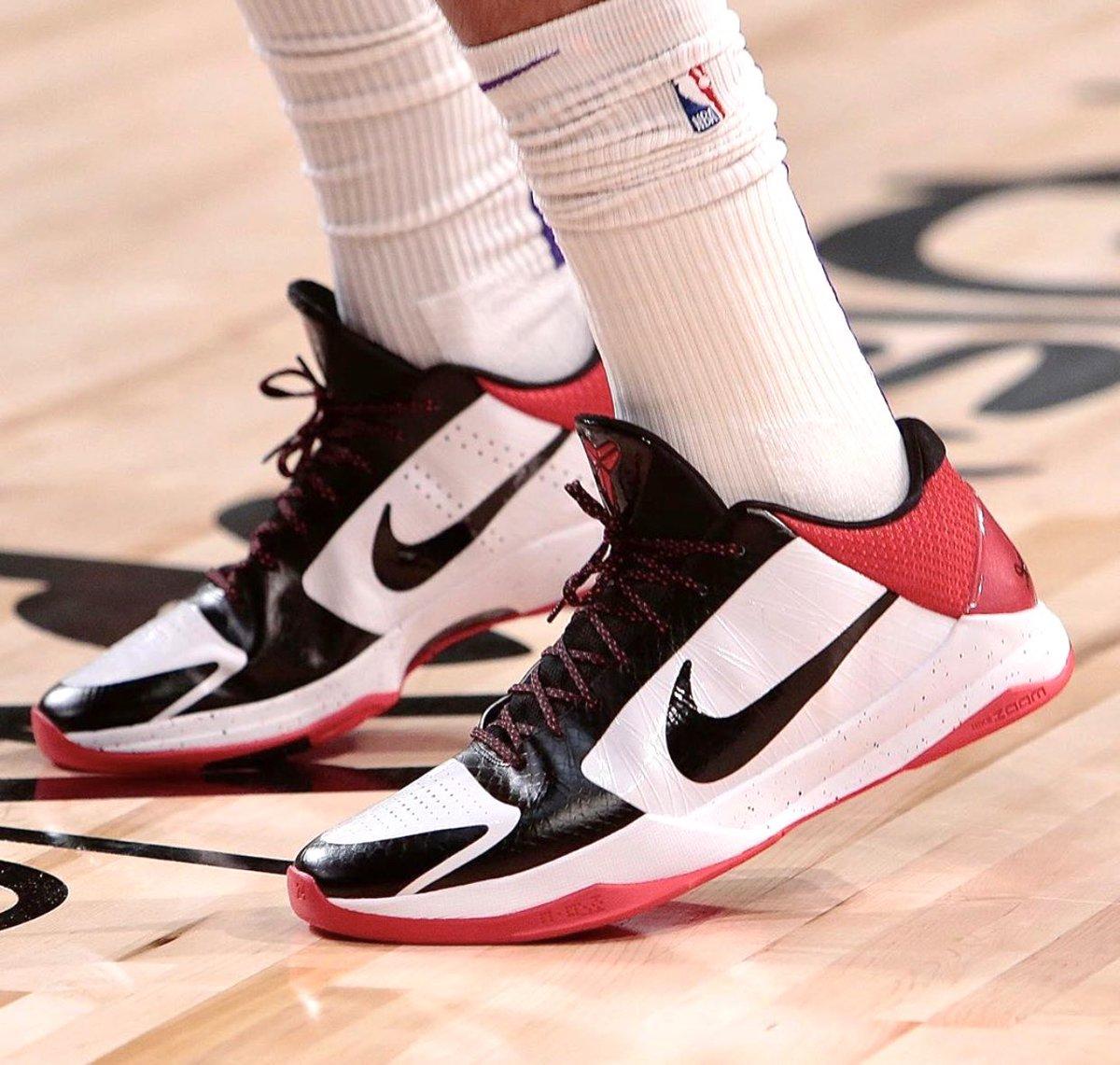 "Black Toe"" Kobe 5"