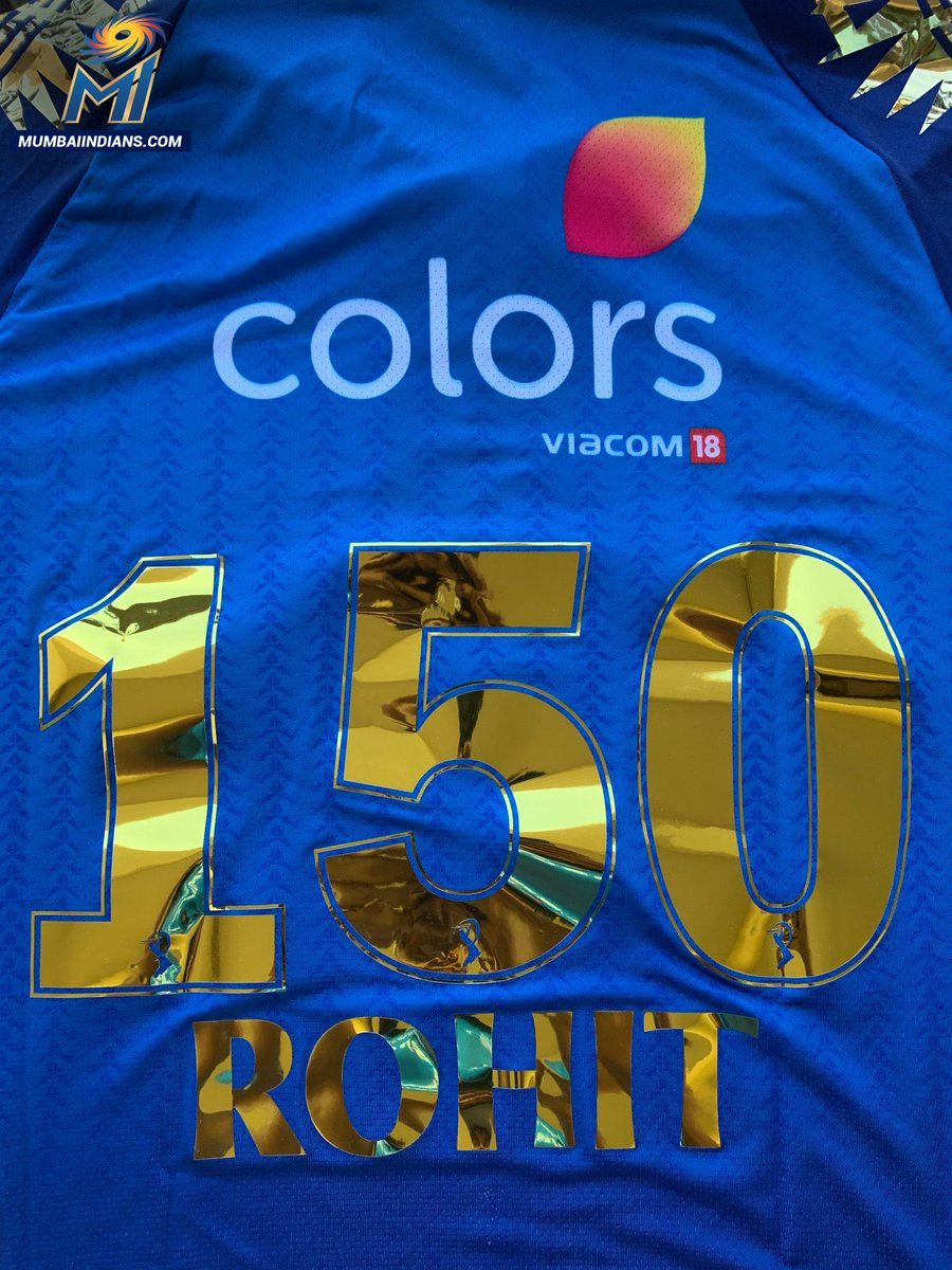 Loved representing this jersey for the 150th time. This is and always will be my home. Appreciate everyone who has helped me through this journey 👊 @mipaltan 💙