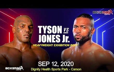 Way To Watch Mike Tyson vs Roy Jones Jr Live Stream Online | how to watch Tyson vs Jones live stream fight Date, start time, TV channel , Head to Head.  #MikeTyson #TysonReturns #RoyJonesJr #boxing #MikeTysonVsRoyJonesJr #TysonvsJones #RoyJonesJr #MikeTyson #boxing
