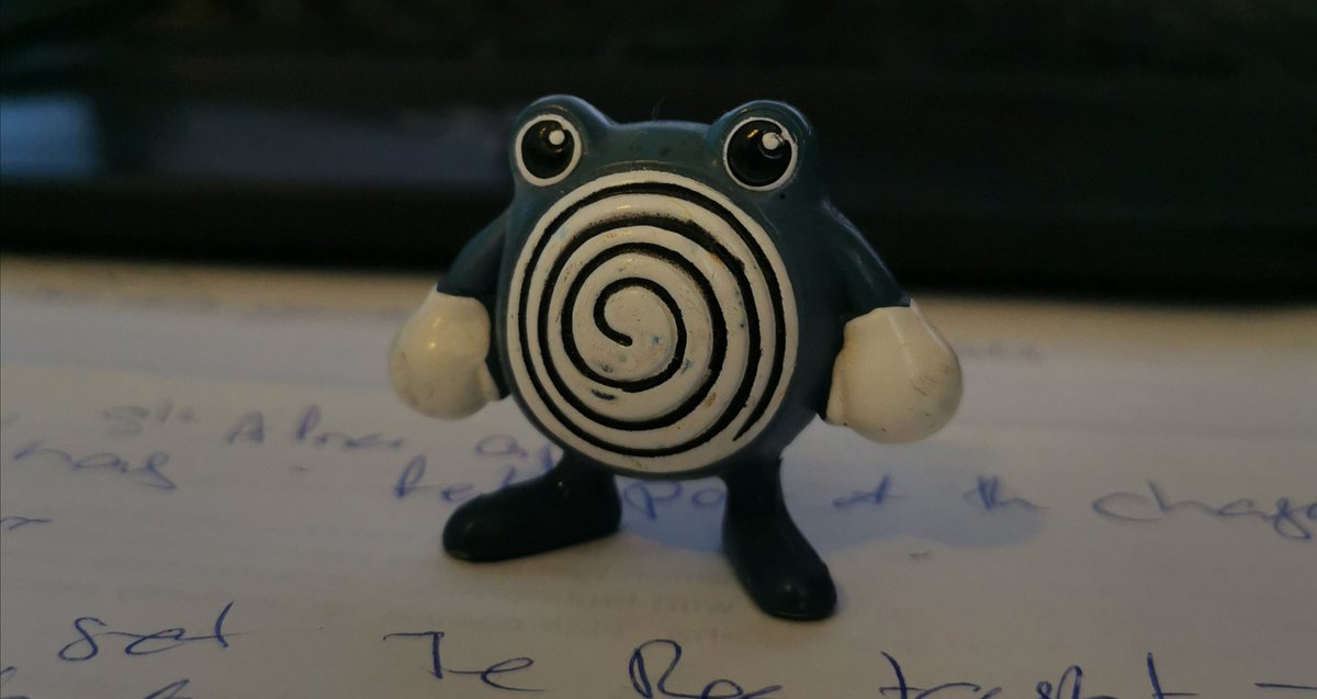 Twothless - My favourite #Pokemon is Poliwhirl 🌊