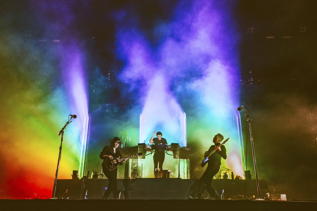 Coming up at 10:55pm 🙌 watch @The_xx from #ACLFest 2017:  👈