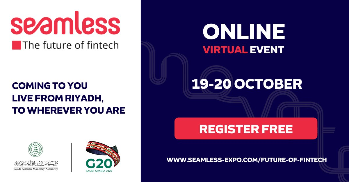2/2 Visit our virtual booth and meet our Beehive KSA team on the 19 - 20th of October 2020 at 09:00 AST (GMT +3)!    Get your free pass now: https://t.co/2qISfkp7HH https://t.co/obGJU5l7kd