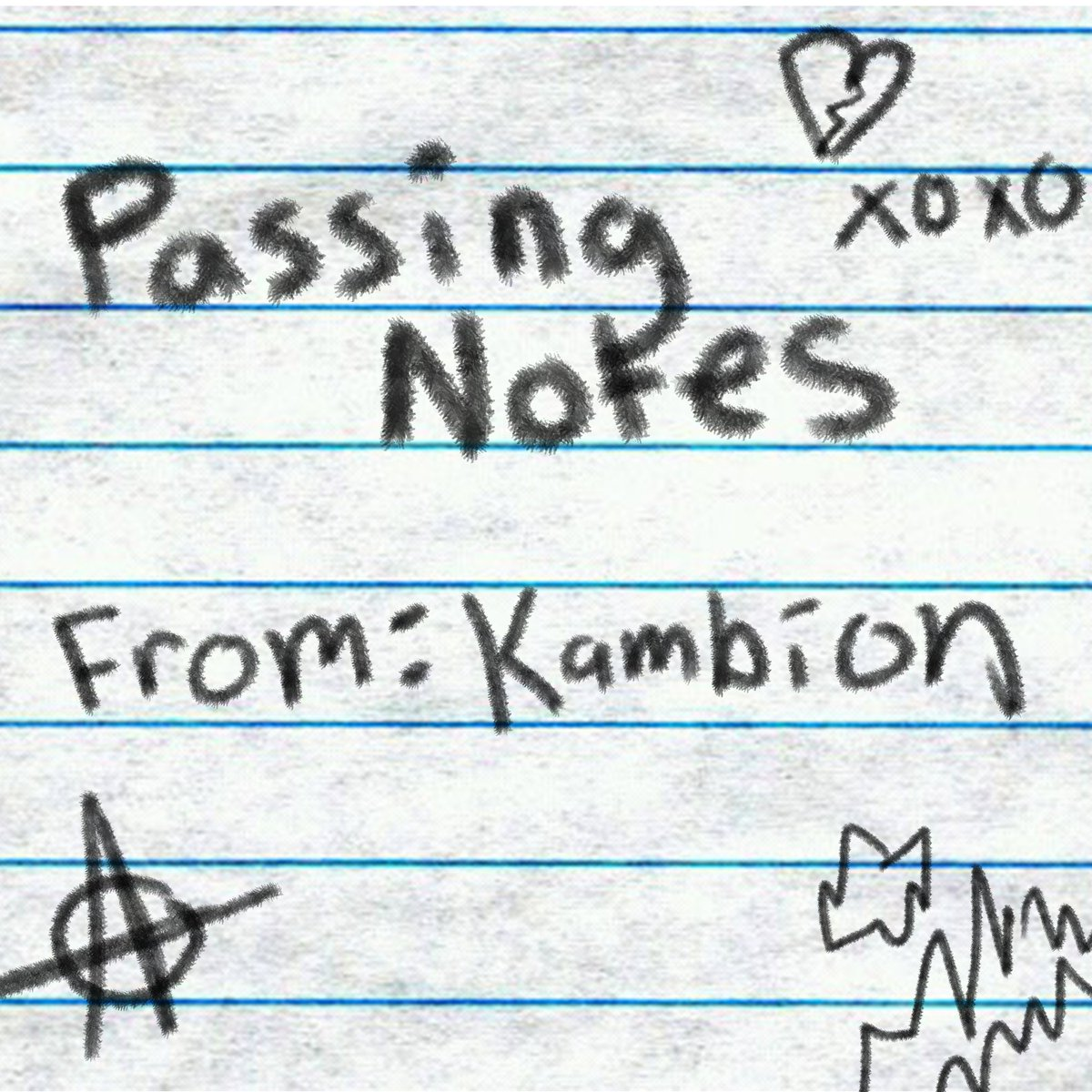 """""""Passing Notes"""" Prod. @BrianSpencer302 Out Now! On ALL Major Streaming Platforms: https://t.co/zekviRHIQ4 https://t.co/WapI6wyMIb"""
