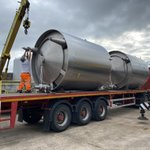 Image for the Tweet beginning: Another Satisfied Customer!  2-off 20,000 litre,
