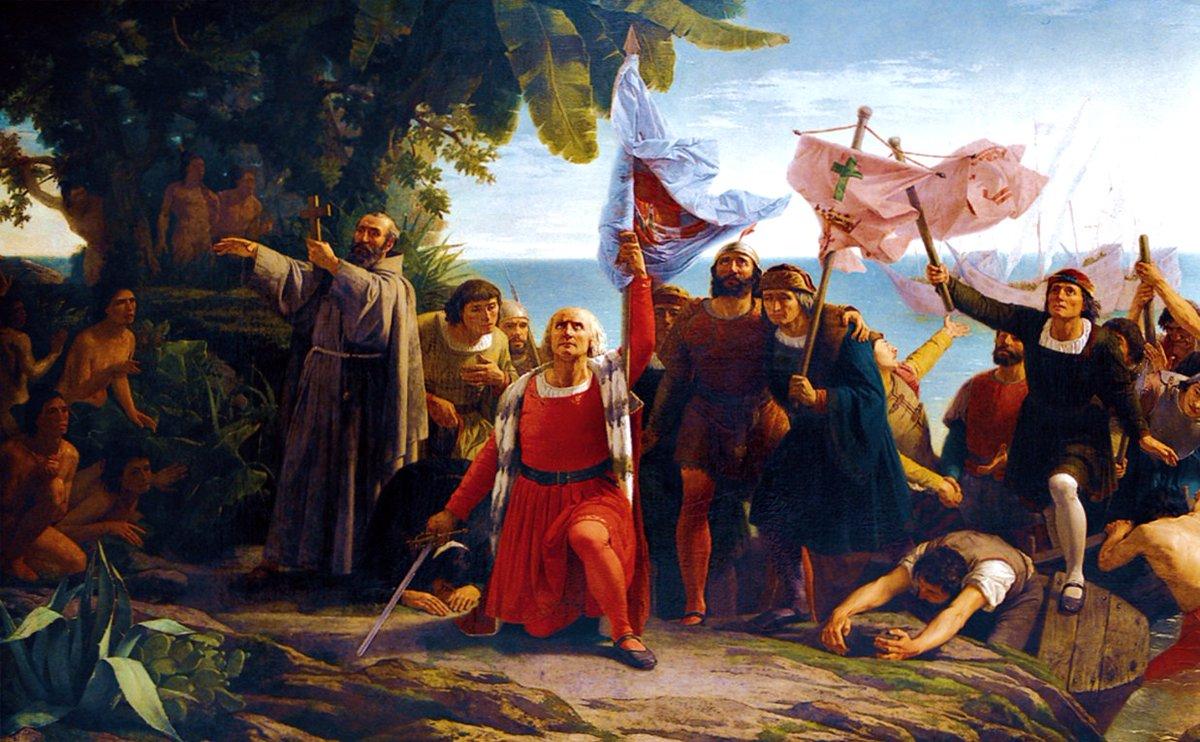 ¡Feliz Día de la Hispanidad!  #12deOctubre https://t.co/f6DFK0ys7G