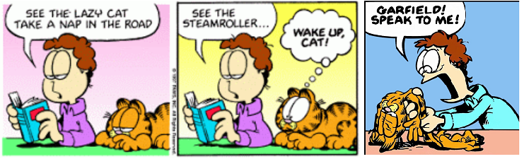 Deflated Garfield On Twitter 11 01 03