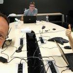 Image for the Tweet beginning: Jurgen, Jo & Geert from