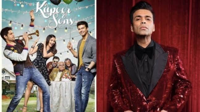 #KapoorandSons, the out of the box movie by Karan Johar and also loved by the audience   #KaranJohar #DharmaProductions #KaranJoharBest #equality #bollywood #bollywoodmovies #directors #entertainment #friendslikefamily #motivation #inspiration #bollywoodactors #shootlife