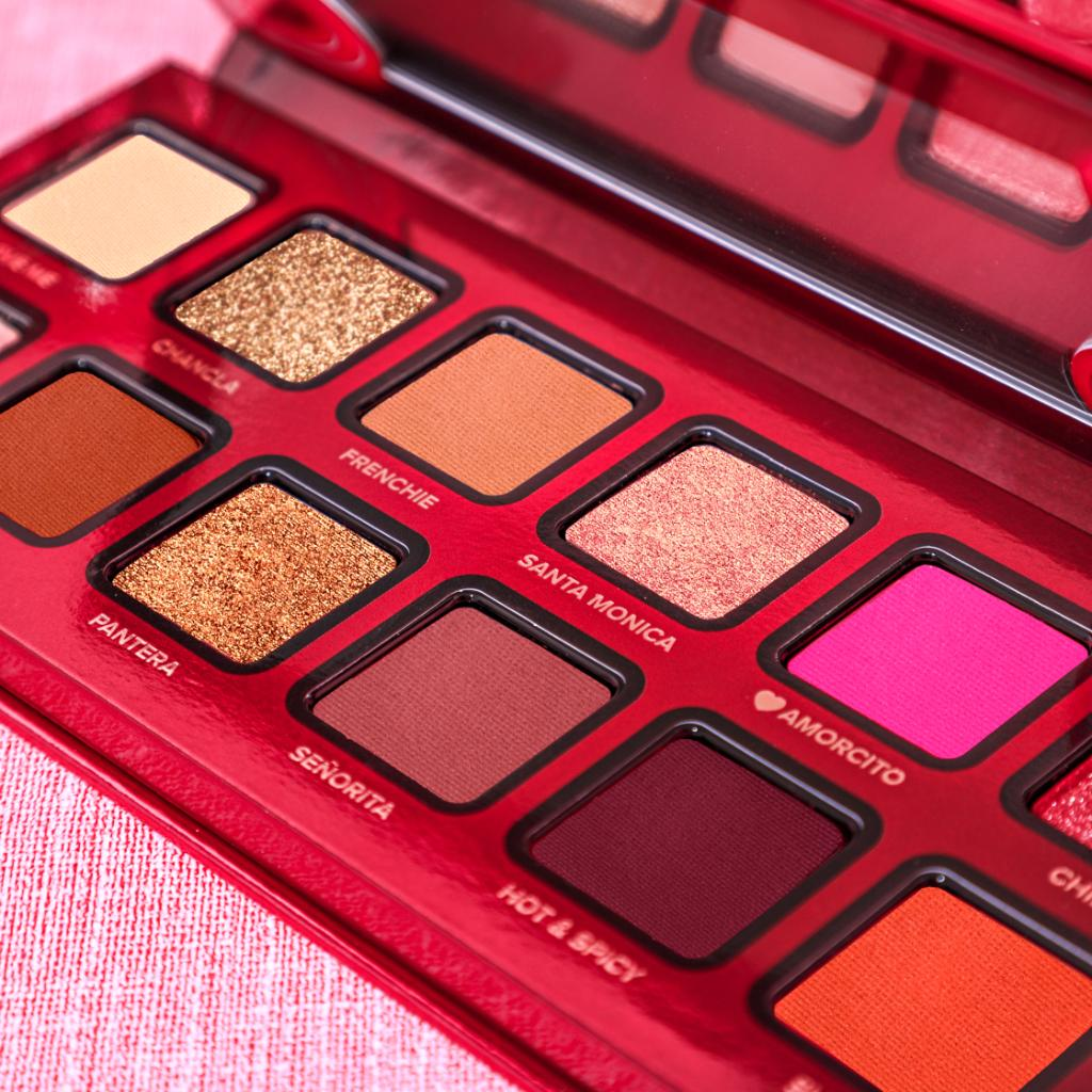 Issa vibe🔥 Spice up your Monday glam with the bold, spicy shades in our NEW @MarialeOficial Amor Caliente Eye Shadow and Cheek Palette! Shop it here: https://t.co/9f0L4rhgFD #TooFacedxMariale #TooFaced https://t.co/3pMyP47pDS
