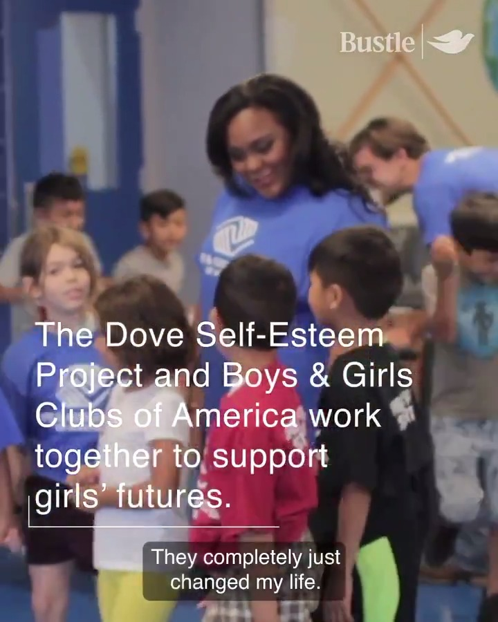 In honor of #DayOfTheGirl Dove has committed $250,000 to @bgca_clubs to advance their work helping young people build a brighter future. Click for free resources from the #DoveSelfEsteemProject:  #GreatFuturesForHer