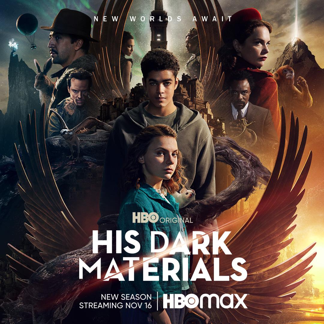 His Dark Materials | Série é renovada para a 3ª e última temporada