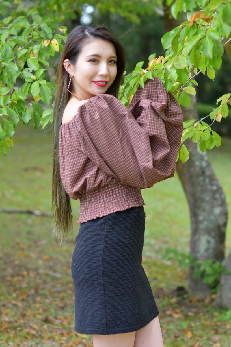 model: 吉川葉月さん。(インスタ yshaz.8)~秋の訪れ~🍁茨城県植物園にて。#ローズプランニング#茨城県植物園#ポートレート #キリトリセカイ#写真好きな人と繋がりたい#ファインダー越しの私の世界 #ポートレート #撮影会#portrait