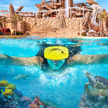 An all-new adventure awaits you at Yas Waterworld #InAbuDhabi! The Underwater VR Experience is a world of unlimited aquatic fun for people looking for exhilarating underwater adventures. Your extraordinary adventures are waiting for your, till then #StatSafe 📸 @YasWaterworld https://t.co/En5TctlK14