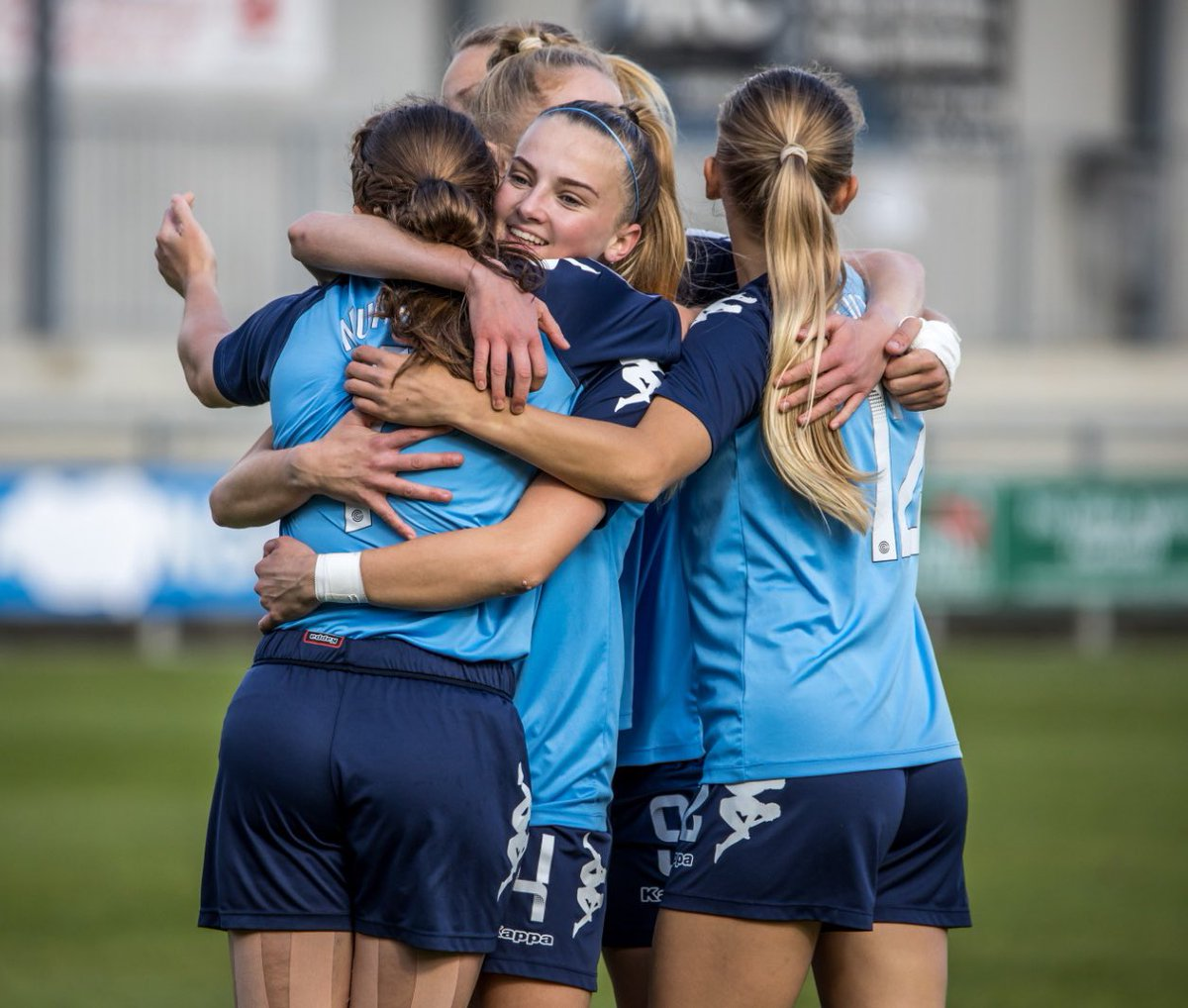 💙 TEAM 💙 Great performance all around from #ThePride   Check out the full match report here 👉  https://t.co/ONUOwdh8wA from yesterday's win against @LondonBees 📲 (Link also available in our bio) https://t.co/QMDkF1w9rl
