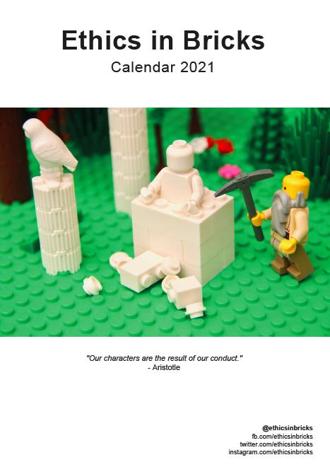 Coming soon: the 2021 @EthicsInBricks calendar.