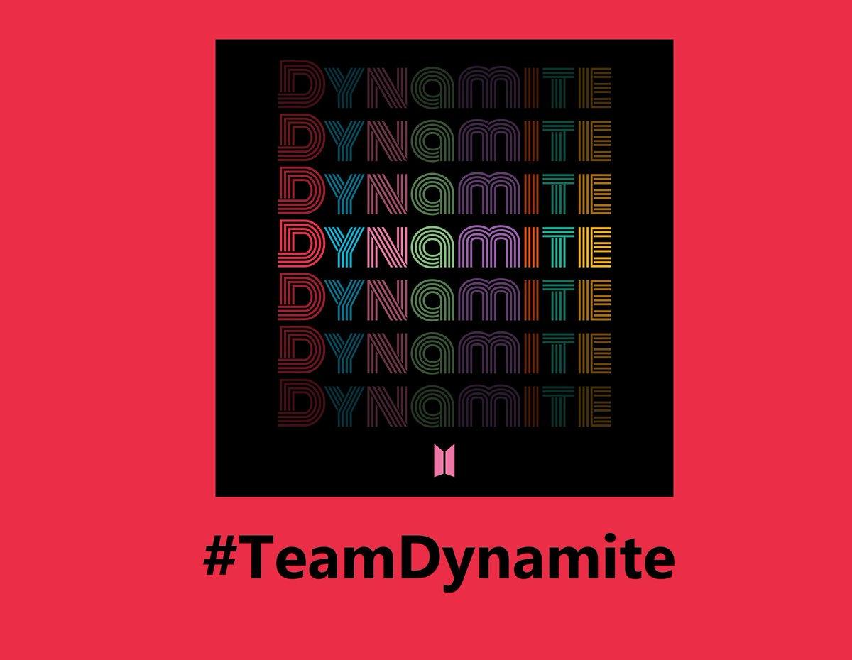 #TeamDynamite ơi hãy cho tui thấy cánh tay của mọi người 🤗