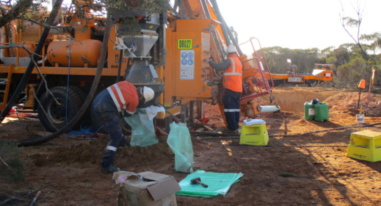 Market Summary > @Cobra_Resources   LON: #COBR 2.87 GBX +0.17 (6.30%)⤴️ 19 Oct, 12:02 BST · Disclaimer Quietly going about the drilling operations 🇦🇺 #Gold