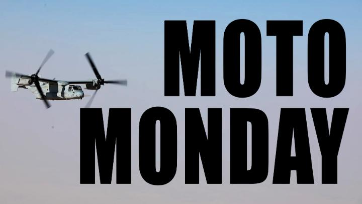 Moto Monday Refuel and attack the week! #MondayMotivation