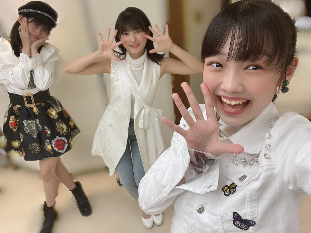 【15期 Blog】 No.454 武道館公演♪ 山﨑愛生: 皆さん、こんにちは!モーニング娘。'20…  #morningmusume20 #ハロプロ