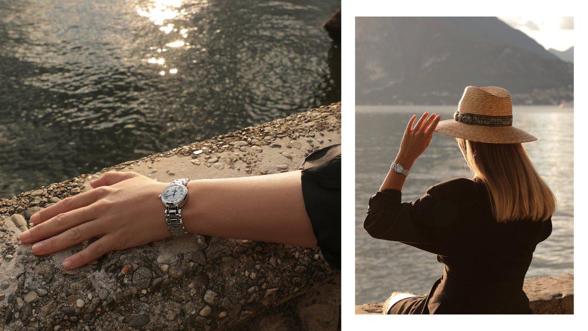 A perfect Indian Summer day with #LonginesPrimaLuna. Ref: L8.115.4.71.6  #EleganceisanAttitude https://t.co/t02wobdUlG