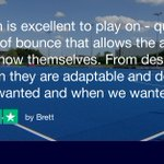 Image for the Tweet beginning: Thanks @Hockey_Brett for the feedback