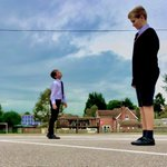 Year 7 have been taking forced perspective photographs in Art this term, manipulating human visual perception through the use of scaled objects… in this case, making themselves into giants! #copthorneprep #visualperception #year7 #art #photography