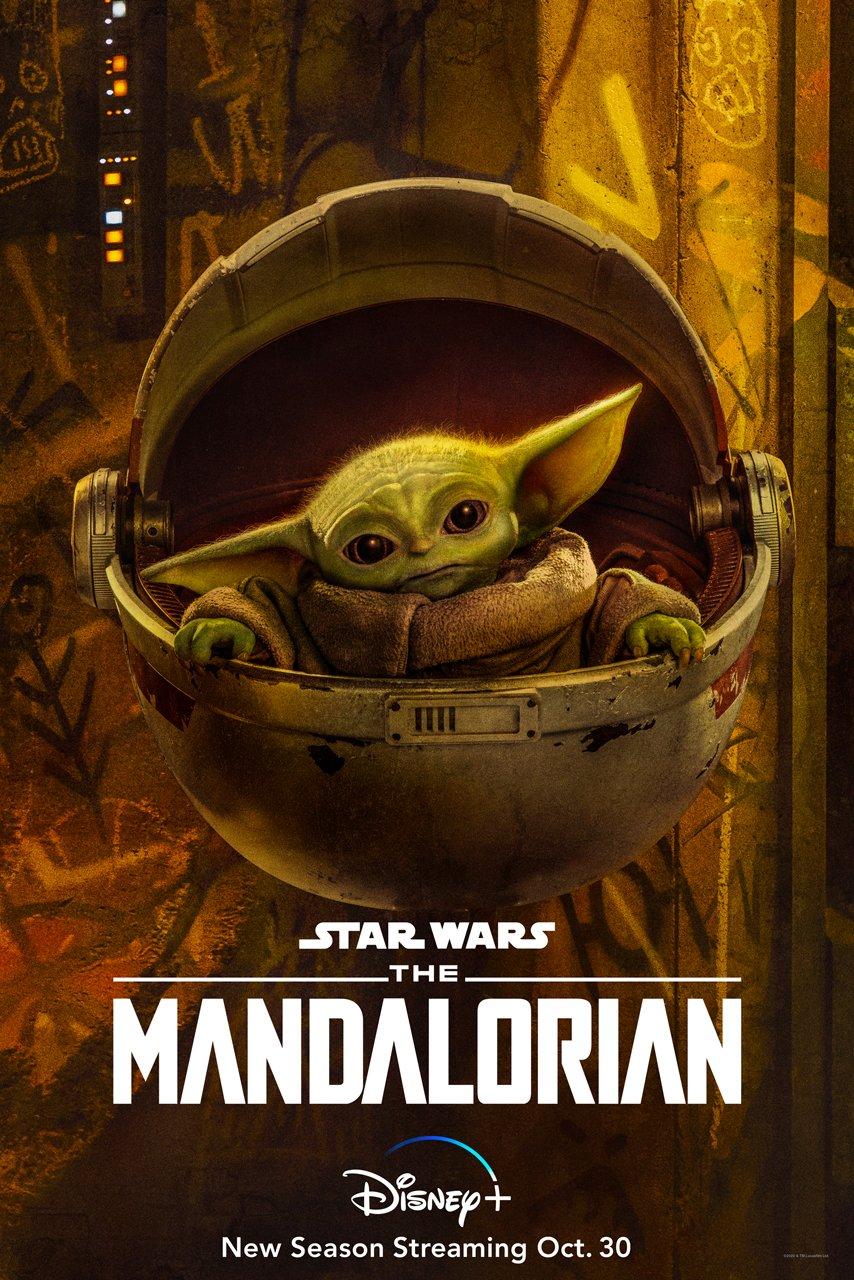 The Mandalorian | Série ganha pôsteres dos personagens para a 2ª temporada; confira