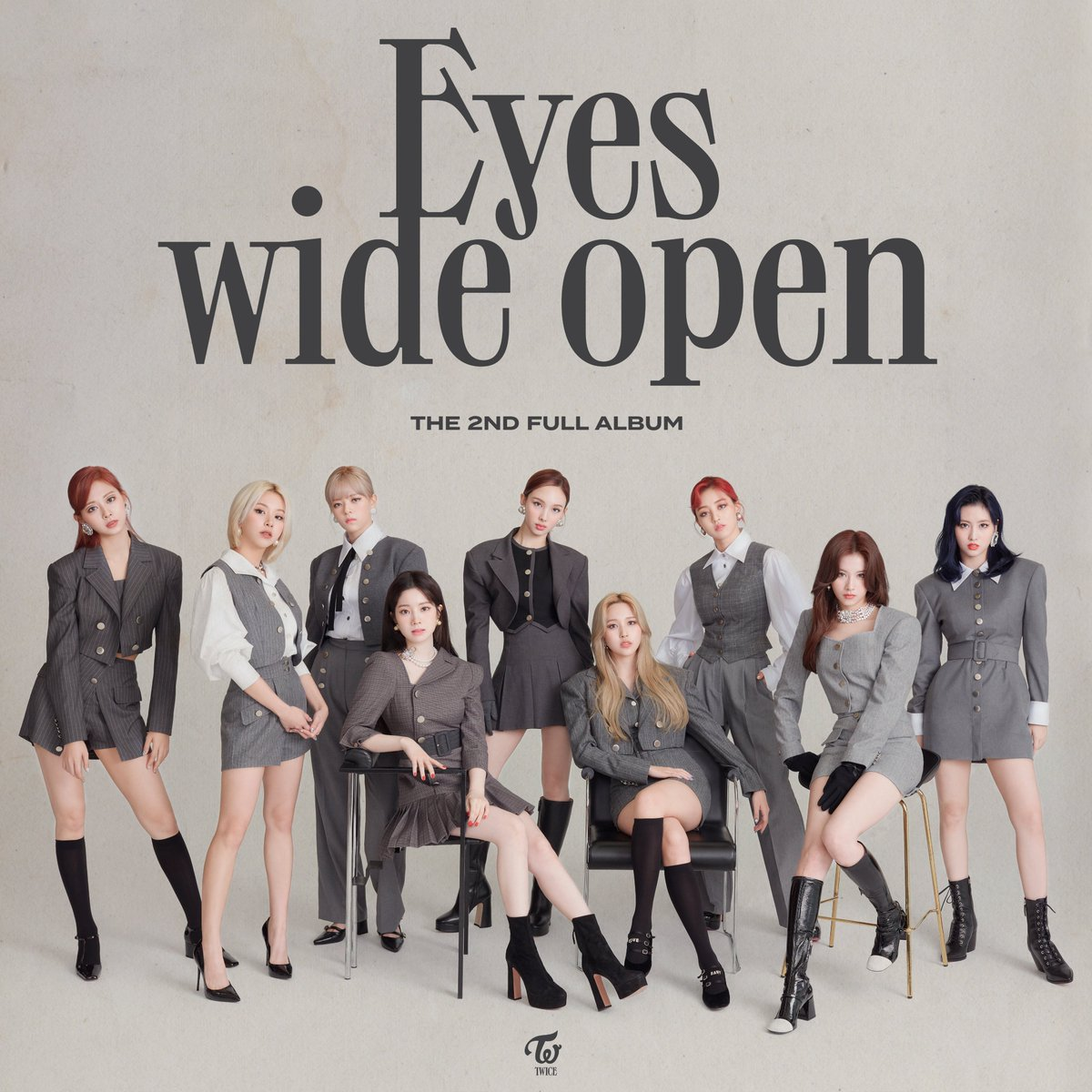 "TWICE on Twitter: ""TWICE THE 2ND FULL ALBUM Eyes wide open - I CAN'T STOP ME <ONLINE Cover> 2020.10.26 6pm in KST 2020.10.26 5am in EST #TWICE #트와이스 #Eyeswideopen #ICANTSTOPME… https://t.co/gdsBRTSadL"""