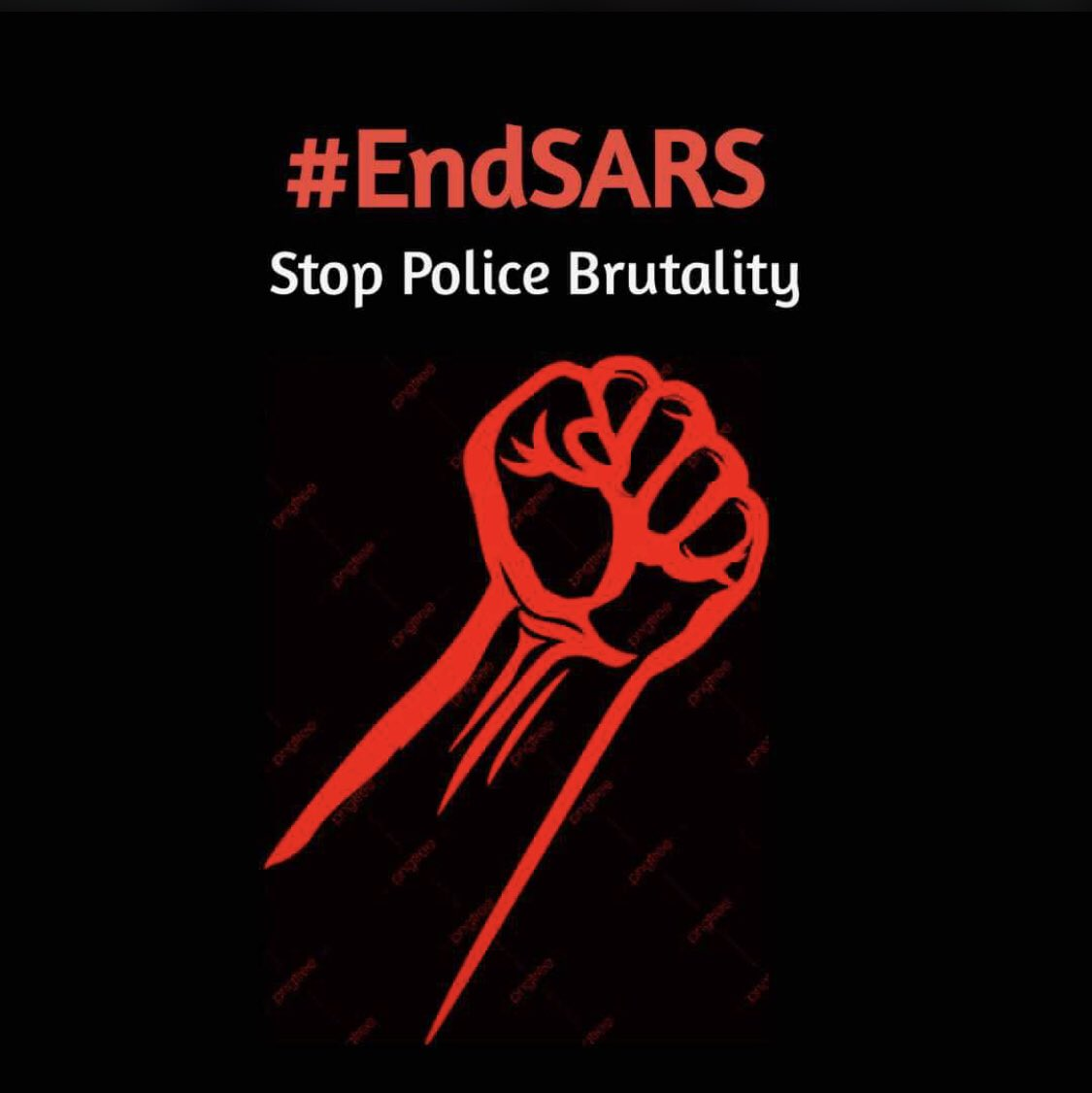For Jimoh ✊🏽 For Tony Zitta ✊🏽 For Tina Ezekwe ✊🏽 For Kolade Johnson ✊🏽 For Chibuike Anams ✊🏽 For Ifeoma Abugu ✊🏽 For Tiyamiu Kazeem ✊🏽 For Solomon Eze ✊🏽 For the 8people killed in Ogbomoso ✊🏿 If you feel tired, If you feel exhausted, Remember those that died. #SARSMUSTEND