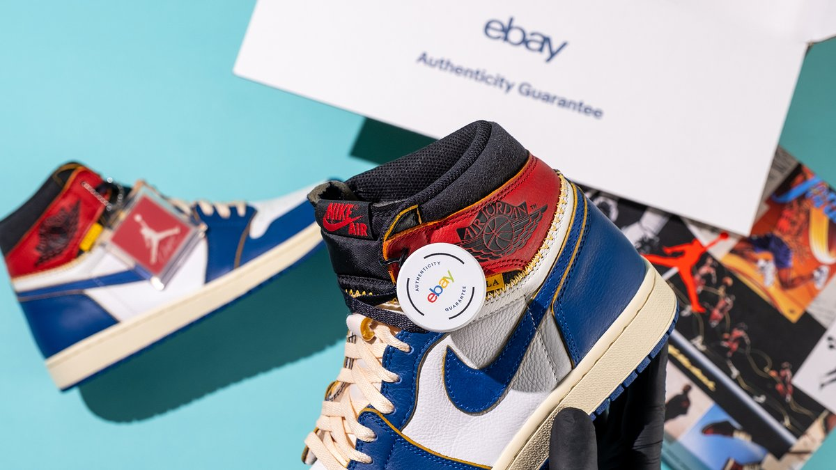 Authenticity Guarantee for sneakers kicks off later this month, and by early 2021, all new and pre-owned collectible sneakers sold on eBay for $100+ in the U.S. will be fully vetted and verified by independent industry authenticators. https://t.co/mzuY7U6LWZ