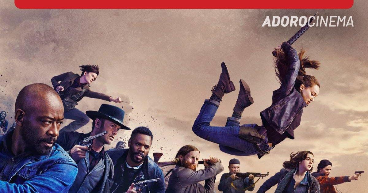 Fear the Walking Dead: Cena de abertura da 6ª temporada é exibida em painel da #NewYorkComicCon → https://t.co/Kl0Cjkd1Nx https://t.co/0WtB6OECXN