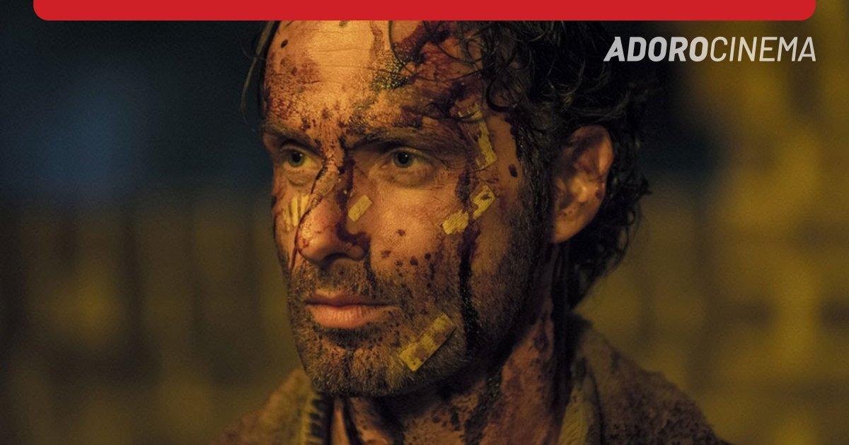 World Beyond: Showrunner revela como série derivada de The Walking Dead se conecta com Rick Grimes #NewYorkComicCon → https://t.co/aCbD06HJV4 https://t.co/WdIayuXd3y