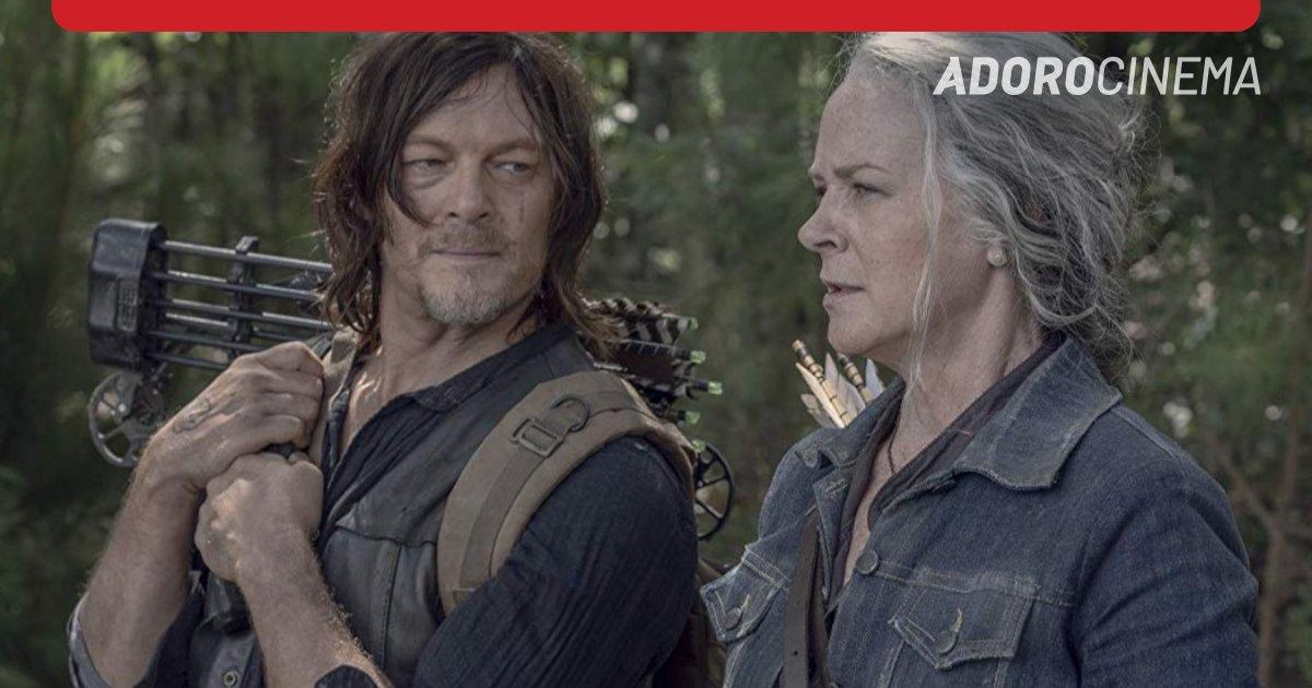 The Walking Dead: Norman Reedus e Melissa McBride falam sobre spin-off de Daryl e Carol #NewYorkComicCon → https://t.co/dYG7TVx1lw https://t.co/N4QLMAX5EQ