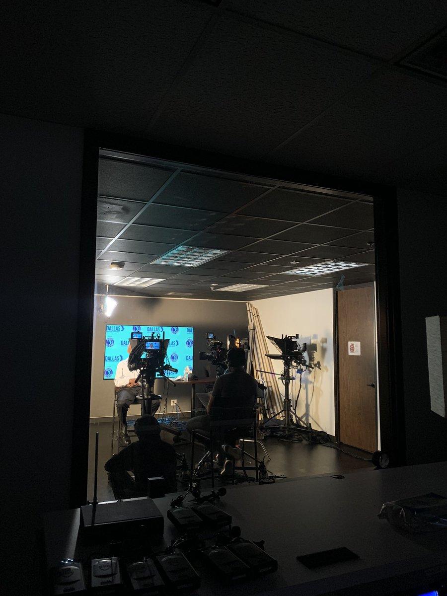 Sneak Peak! @dallasathletics 2020 HOF Virtual Induction Ceremony Interviews. @DallasISDMedia @dallasschools