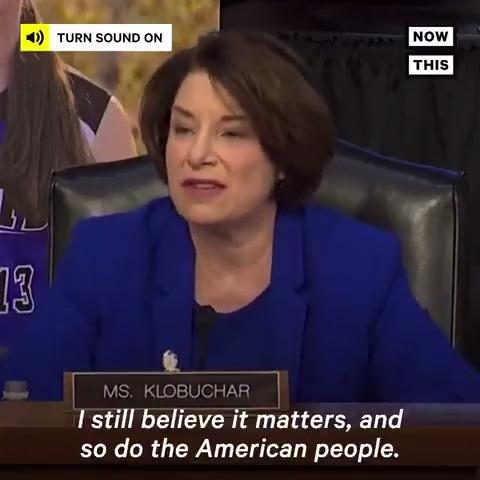 @nowthisnews's photo on Senators