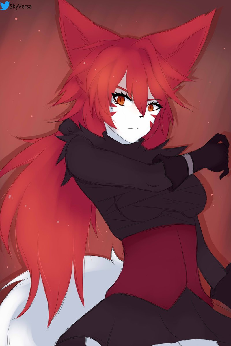 Art of my oc Jenna❤️ #originalcharacter #furry #anthro #kemono https://t.co/6Yq6L5ySL2