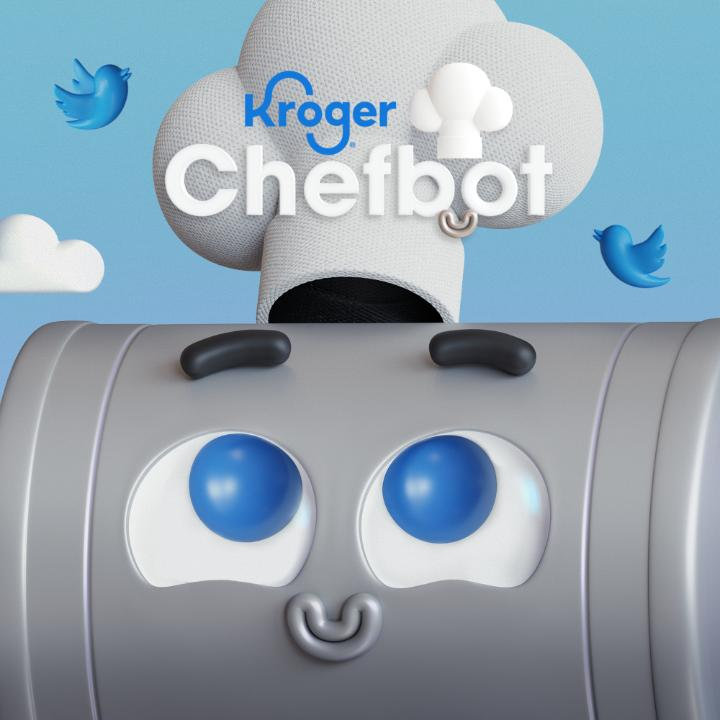 Meet @KrogerChefbot, the recipe bot that makes the most of your pantry and cuts down on food waste, one recipe at a time.