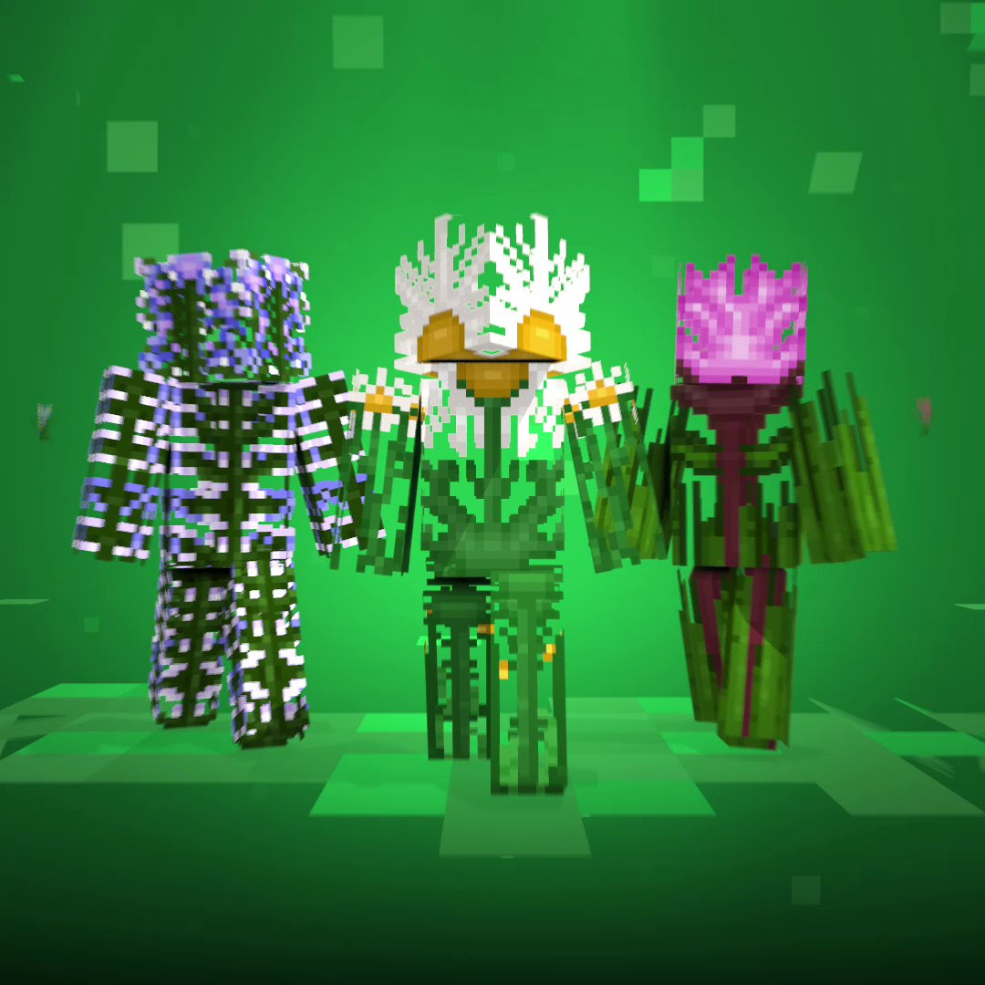 ICYMI on @MinecraftMarket: Flowers by Shaliquinn's Schematics. Take your flower power to the next level with this blossoming bouquet of beautiful skins. Whether rain or shine, summer or winter this floral fashion will brighten any day! ↣ redsto.ne/flower ↢