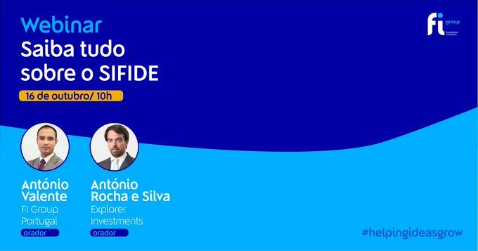 Na próxima sexta-feira, 16 de outubro, às 10h vamos estar à conversa com António Valente e A....