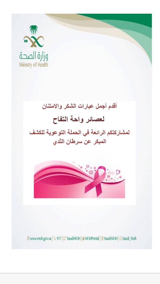 حملة سرطان الثدي Hashtag On Twitter